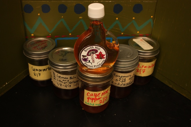 Herbs, meet our liquid gold.